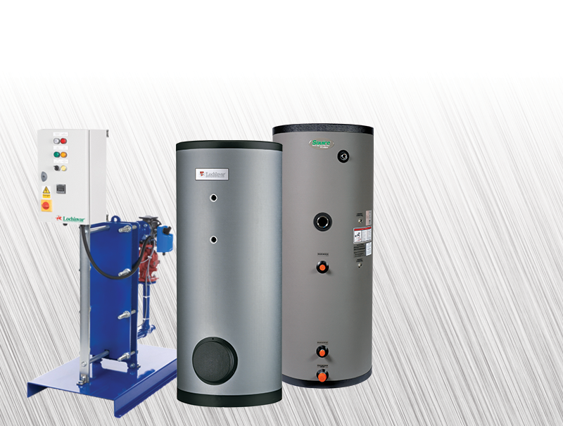 Indirect hot water solutions - Lochinvar